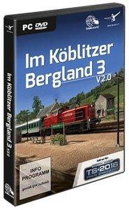 AddOn Trainsimulator 2016 Im Köblitzer Bergland 3 V 2.0
