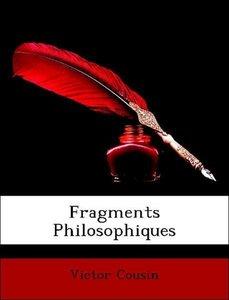 Fragments Philosophiques