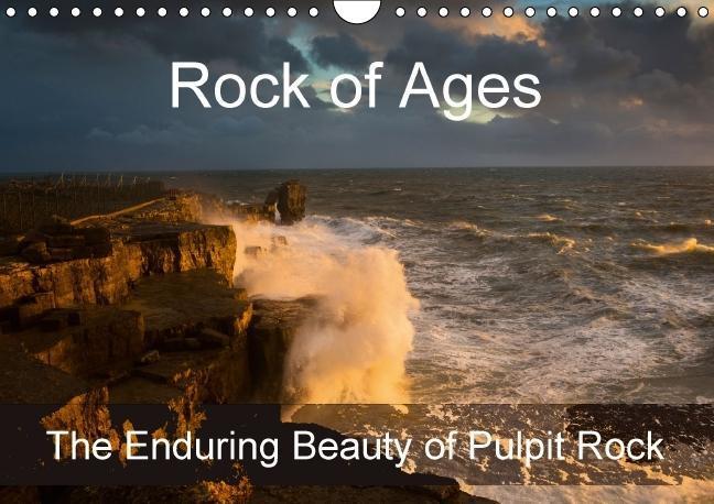 Rock of Ages: The Enduring Beauty of Pulpit Rock (Wall Calendar - zum Schließen ins Bild klicken