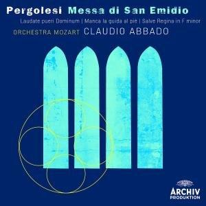 Pergolesi: Missa S.Emidio,Salve Regina