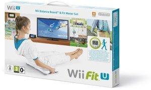 Wii Fit U + Fit Meter + Wii Balance Board