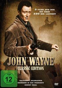 Classic Edition-3 Filme DVD Box