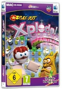 Space-Rat: xPlode! Mac-Version
