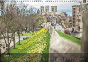 Great British Creative Landscapes (Wall Calendar 2015 DIN A3 Lan
