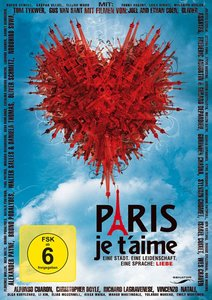 Paris Je t'aime/Amaray