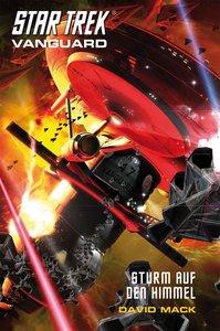 Mack, D: Star Trek - Vanguard8
