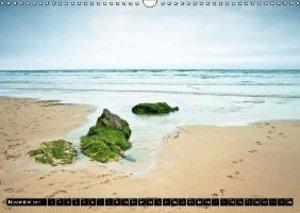 COAST - Photographs of the British Coast (Wall Calendar 2015 DIN