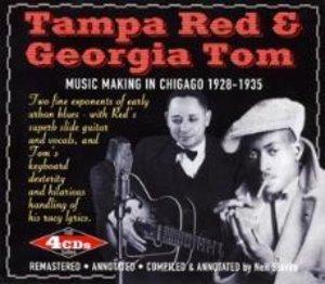 Tampa Red & Georgia Tom (Music in Chigaco 1928-19
