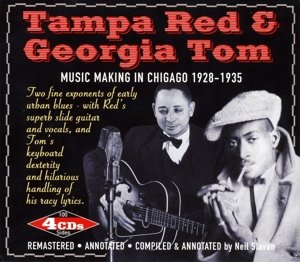 Tampa Red & Georgia Tom (Music in Chigaco 1928-19