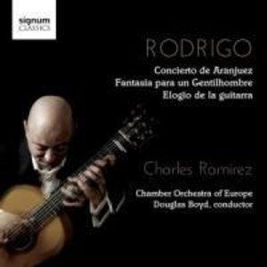 Concierto De Aranjuez/Fantasia Para Un Gentilhombr