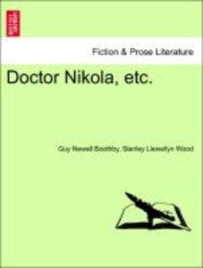 Doctor Nikola.