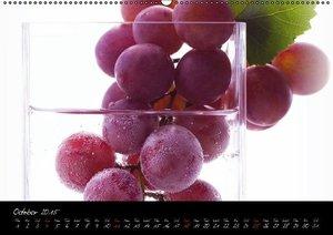 Fresh Fruit Calendar (Wall Calendar 2015 DIN A2 Landscape)