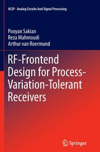 RF-Frontend Design for Process-Variation-Tolerant Receivers
