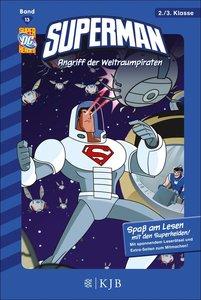 Superman 13: Angriff der Weltraumpiraten