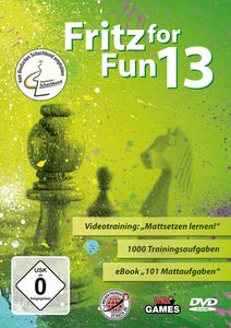 Fritz for Fun 13 - Schachprogramm (Chessbase)