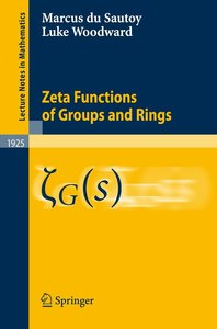 Zeta Functions of Groups and Rings