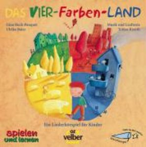 Das Vier-Farben-Land. CD