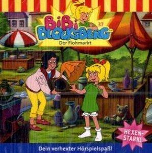 Bibi Blocksberg 37. Der Flohmarkt