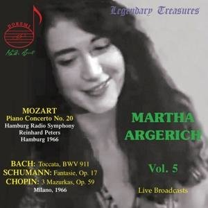 Legendary Treasures-Martha Argerich Vol.5