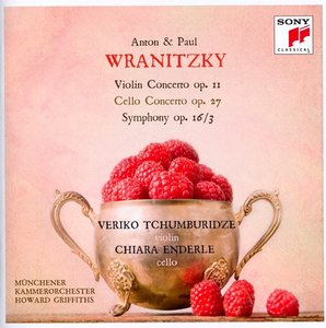 Violin Concerto/Cello Concerto & Symphony in D