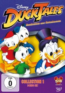 Ducktales - Geschichten aus Entenhausen