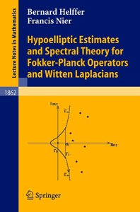 Hypoelliptic Estimates and Spectral Theory for Fokker-Planck Ope
