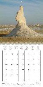 Egypt - Desert and Antiquity (Wall Calendar 2015 300 × 300 mm Sq