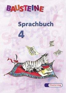 BAUSTEINE Sprachbuch 4. Bayern