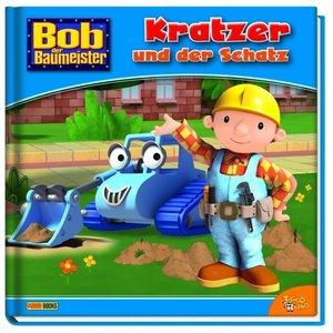 Bob der Baumeister 01. Kratzer und der Schatz