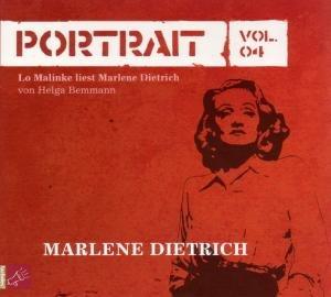 Portrait 04:Marlene Dietrich