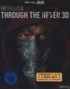 Metallica - Through the Never Steelbook 3D