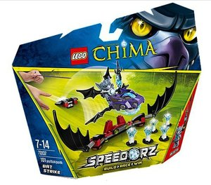 LEGO® Chima 70137 - Fledermaustor