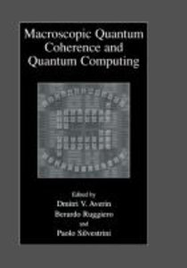 Macroscopic Quantum Coherence and Quantum Computing