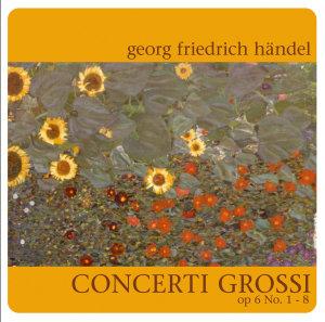 Concerti Grossi op.6 1-8