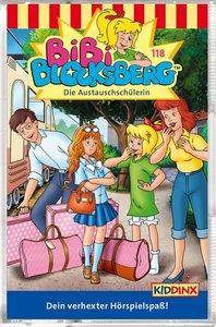 Bibi Blocksberg 118. Die Austauschschülerin