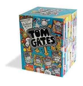 Tom Gates Extra Special Box Set. Volumes 1-6
