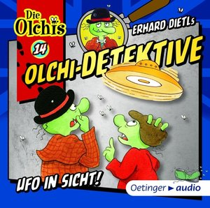 Olchi-Detektive 14 - Ufo in Sicht (CD)