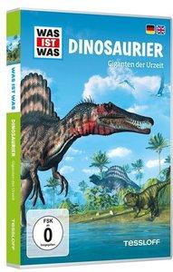 Was ist Was TV. Dinosaurier / Dinosaurs. DVD-Video
