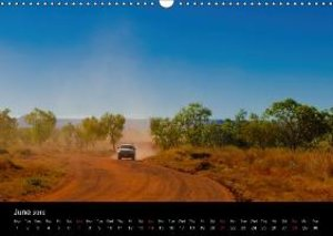 Australia - Kimberley / UK-Version (Wall Calendar 2015 DIN A3 La