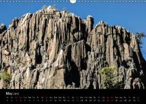 Australia - Kimberley / UK-Version (Wall Calendar 2015 DIN A3 La