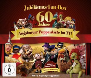 Augsburger Puppenkiste - Jubiläums-Fan-Box