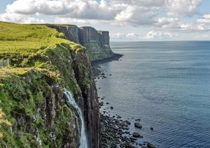 Pure Faszination - Schottlands Küsten (Posterbuch DIN A3 quer)