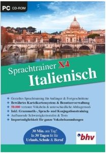 Lernen & Co - Sprachtrainer X4 Italienisch. Für Microsoft Window