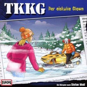 TKKG 190.Der eiskalte Clown