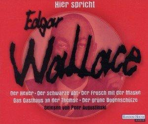 Hier Spricht Edgar Wallace