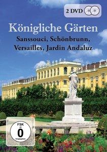 Sanssouci/Versailles/Schönbrunn/Jardin Andaluz