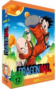 Dragonball - die TV-Serie - Box 2