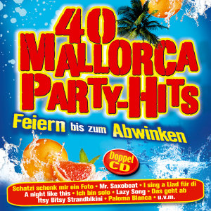 40 Mallorca Party-Hits