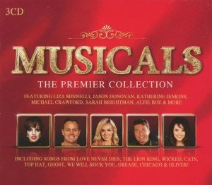 Musicals-The Premier Collection