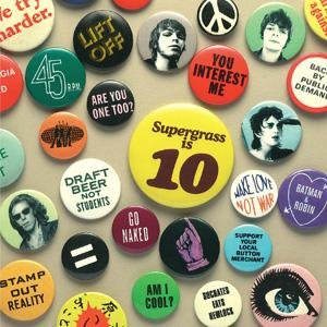 Supergrass Is 10: The Best Of Supergrass 94-04
